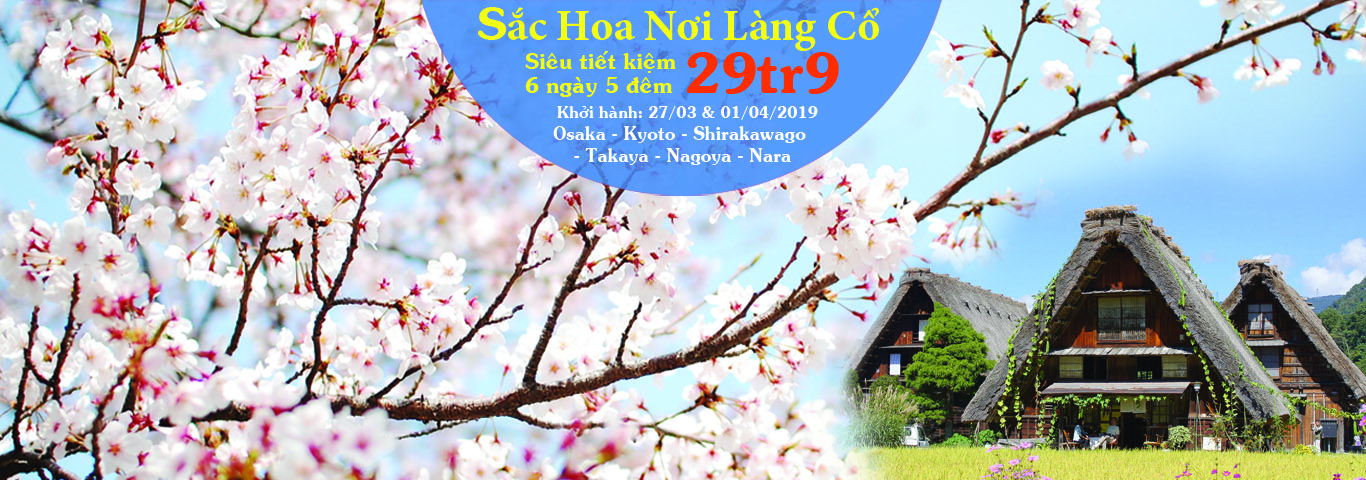 sac thu noi lang co